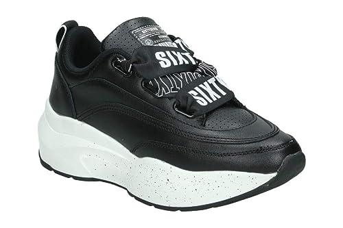 85c1ace639 SixtySeven 79823 Black: Amazon.co.uk: Shoes & Bags