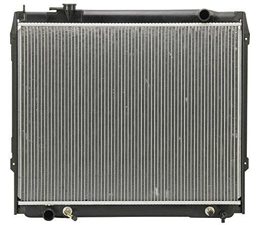 Sunbelt Radiators Inc. New Quality Replacement Radiator For Toyota Tacoma