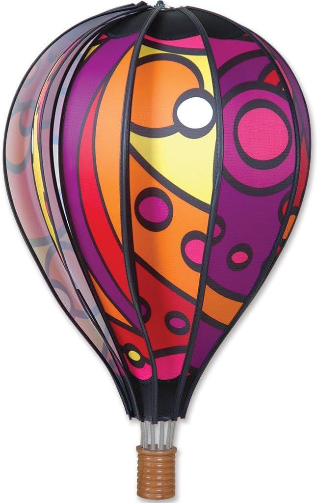 Premier Kites Hot Air Balloon 22 in. - Warm Orbit