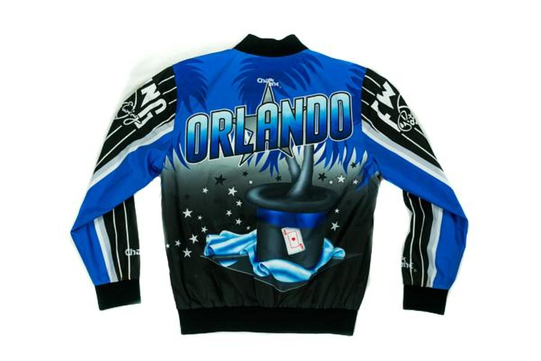 PATRICK EWING Athletics Ewing x chalk Line Orlando Fanimation Jacket by PATRICK EWING