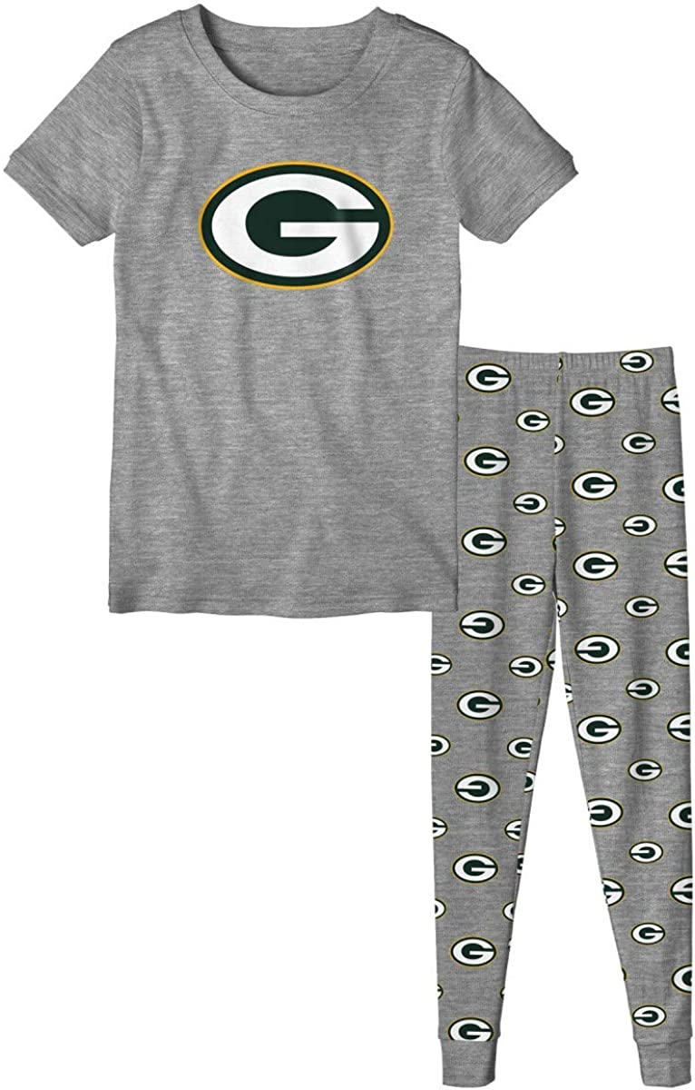 Green Bay Packers Mens Lounge//Sleep Pant Big Logo