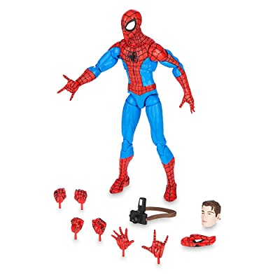 Marvel Spider-Man Action Figure Select 7 Inch: Toys & Games