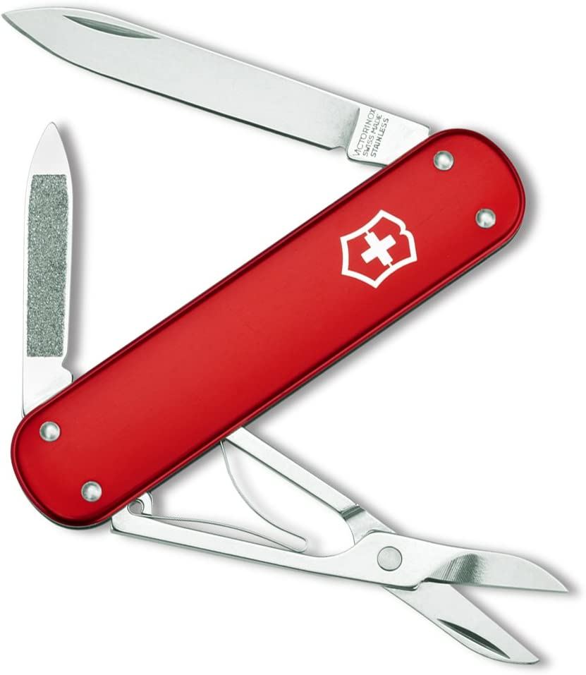 Victorinox Swiss Army Money Clip Pocket Knife