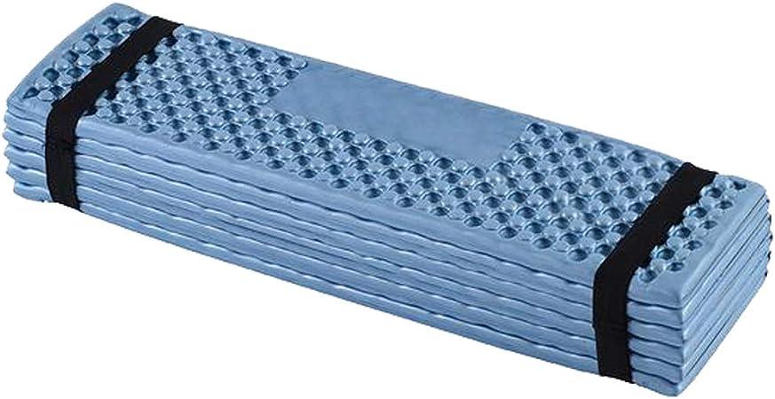 OZtrail Esterilla de Espuma Plegable 185x56x1cm EMF-EM10F-B 370gr para Camping, Acampada y Festivales. Foam Earth Mat 10mm Trekker