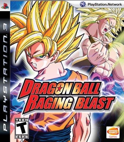 Dragon Ball: Raging Blast - Playstation 3 (Dragon Ball Z Raging Blast 2 Dlc)