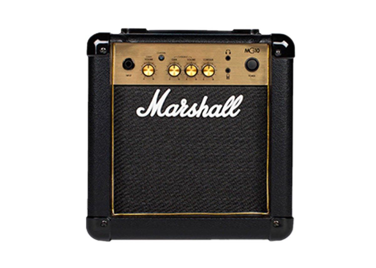Marshall Amps Guitar Combo Amplifier (M-MG10G-U) by Marshall Amps