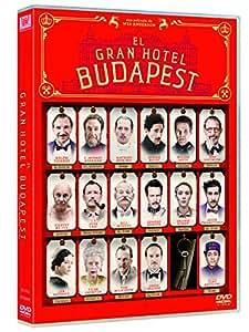 El Gran Hotel Budapest (Dvd Import) (European Format - Region 2)