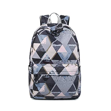 HONGYU Cute Kids Princess School Backpack Mochila Escolar Impermeable para niñas (Color : Style-