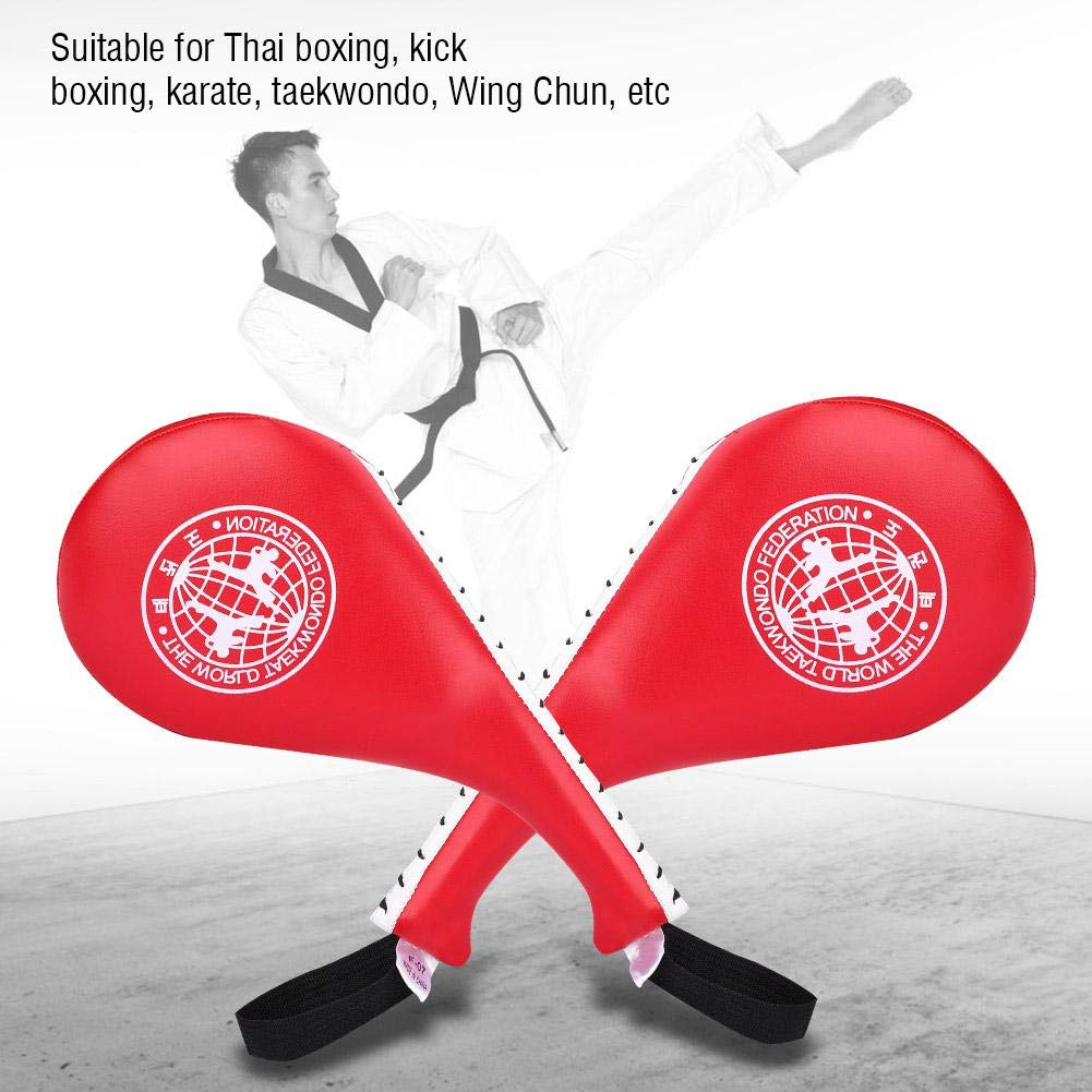 Boxeo Taekwondo Karate Boxing Training Target Soft PU Esponja para Adultos y ni/ños Taekwondo Kick Pad