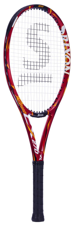 SRIXON(スリクソン) ジュニア 硬式テニスラケット レヴォCX270 (張上げ) G0 シャープレッド B012MOWGQC