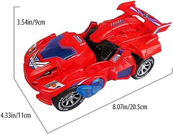 Kylewo Transformer Dinosaurier Auto,Deformation Auto
