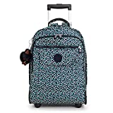 Kipling Women's Sanaa Large Printed Rolling Backpack One Size Think Spring