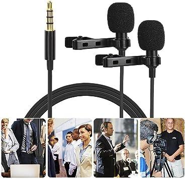 Vbestlife Micrófono portátil 3,5 mm para cámara réflex Digital ...