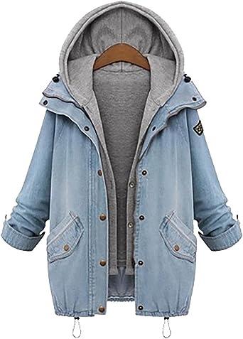 amazon veste femme capuche