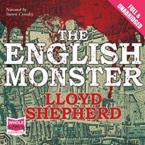 The English Monster Audiobook