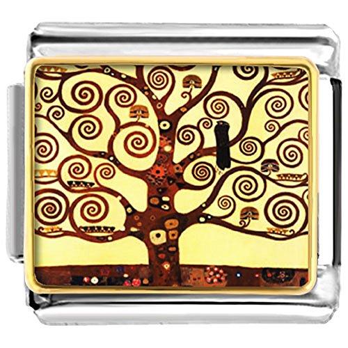 (LilyJewelry Family Tree Of Life Photo Italian Charms )