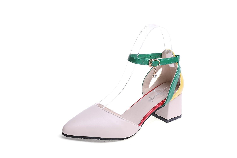 Donyyyy Solo zapato sandalias femeninas afilados