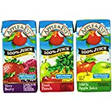 Apple & Eve Organic Quenchers Juice Variety Pack, 36-Count