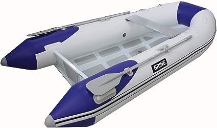 Amazon.com: Aluminio RIB Dinghy Tender 10 casco de aluminio ...