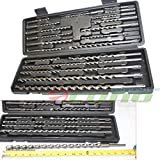20 Pc Sds Plus Rotary Hammer Drill Bits Set Fit Hilti Bosch Dewalt & Milwaukee Reviews