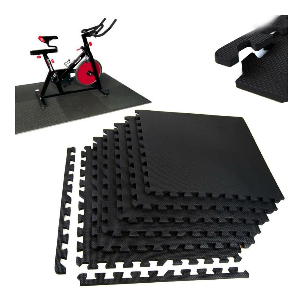 Amazon.com: Gym - Alfombrilla de goma, para jardinería ...