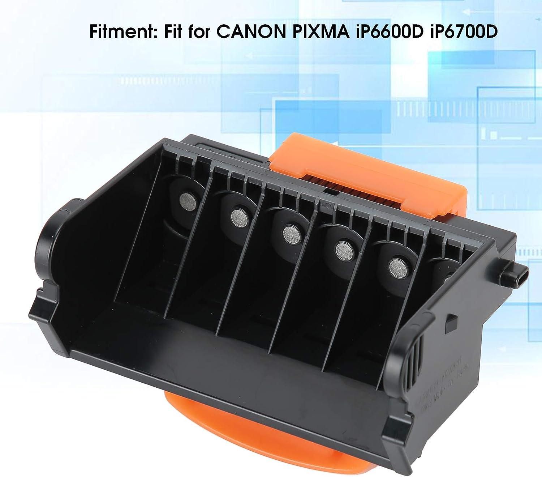 T/ête dimpression Couleur T/ête dimpression QY6‑0063 avec Couvercle Adapt/é pour Canon PIXMA iP6600D iP6700D