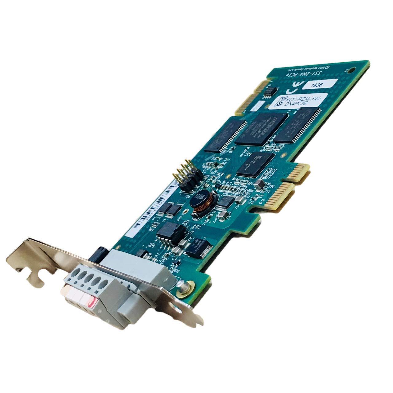 1121130011 モレックスデバイス/アダプターカード DLL, OPC DA, SST-DN4-PCIE, RoHS B07GX3CF83