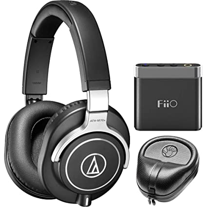 5b524d0b40d Image Unavailable. Image not available for. Color: Audio-Technica  Professional Monitor Headphones ...