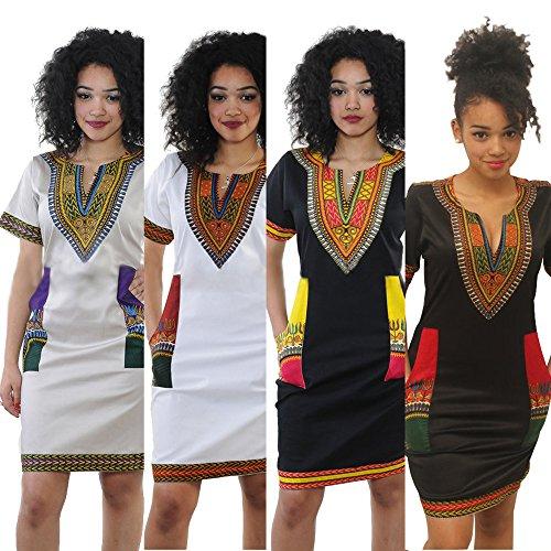 women-dresshaoricu-women-sexy-v-collar-ethnic-style-print-casual-short-sleeve-dress