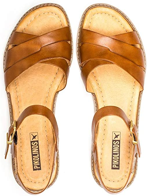 Pikolinos Sandale W1L 0955 Alcudia Brandy