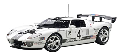 Ford Gt Lm Race Car Spec Iicast Model Car  Scale