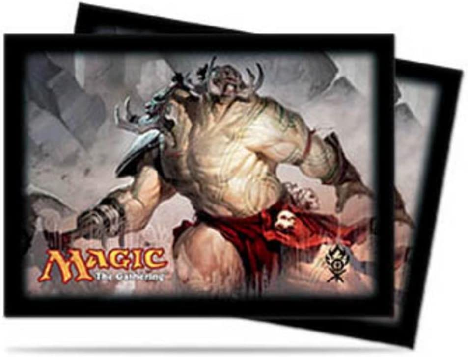 ULTRA PRO MAGIC THE GATHERING MTG RURIC THAR THE UNBOWED CARD SLEEVES 80ct