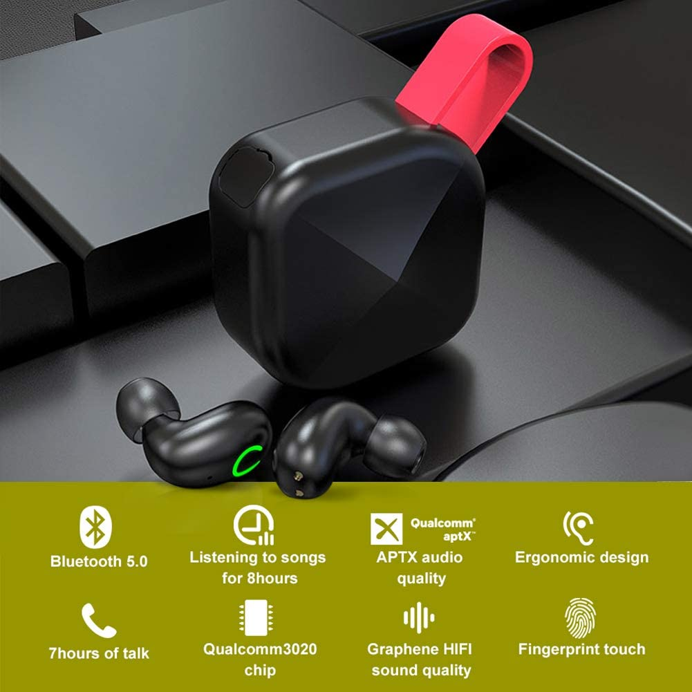 Amazon coupon code for Hieha True Wireless Earbuds Bluetooth
