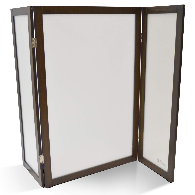 PetFusion ModesCat - Caja de Arena (0,9 m de Alto, 1,2 m de ...