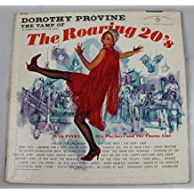 the vamp of the roaring 20's LP