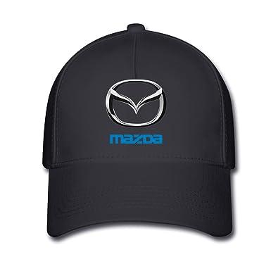 DEBBIE Unisex Mazda Logo Baseball Caps Hat One Size  Amazon.co.uk  Clothing 147a97583309