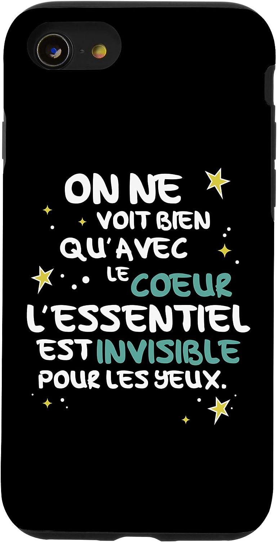 iPhone SE (2020) / 7 / 8 Bonjour French Quote Frances Case