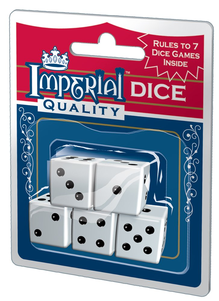 Imperial Dice 5-Pack Patch Products 1454