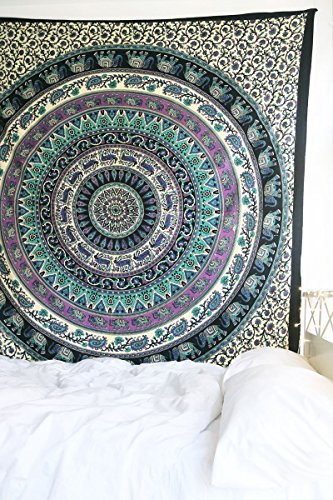 Elephant Tapestries Tapestry Hanging Bohemian product image