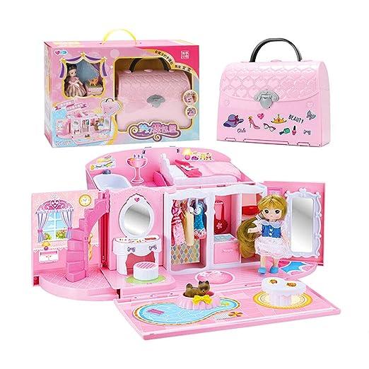 Yousheng Juguetes para niños Muñeca Set de Regalo para niños ...