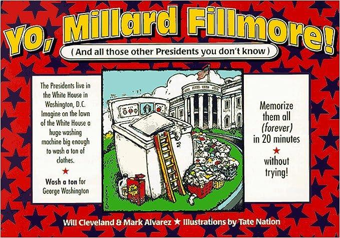 millard fillmore will clevelandmark alvarez 9780761302360 amazoncom books