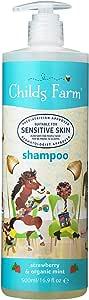 Childs Farm Shampoo, Strawberry & Organic Mint 500ml