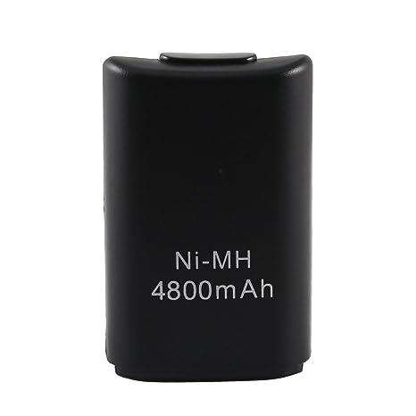 Tera Reemplazo de Bateria de 4800 mAh para Mando Inalambrico ...