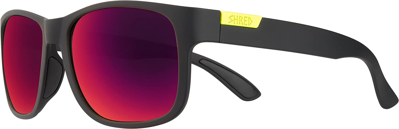 Shred Provocator Noweight Shrasta Rapid Photo Sonnenbrille, Black, one size