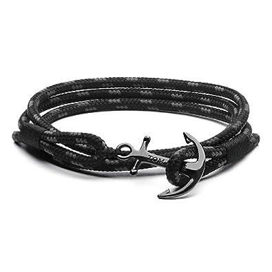 design intemporel e3199 a428b Amazon.com: Navigation style stainless steel anchor thread ...