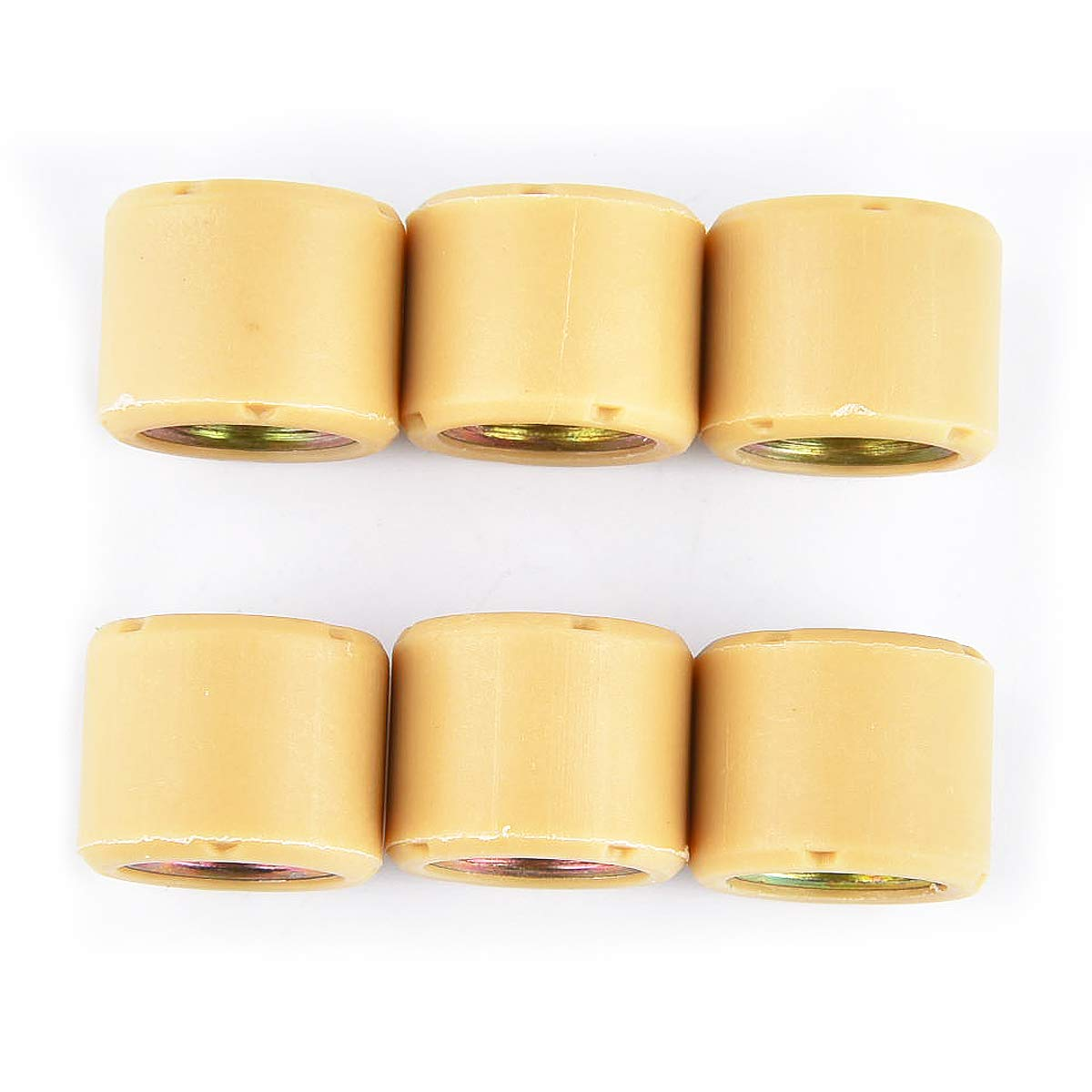 High Performance Racing Driving Wheel Roller 5.5 Gram Weight Set for GY6 50CC 139QMB 49cc 50cc Scooter Moped Jonway ATV