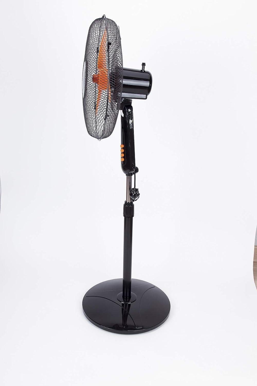 Jata-VP3032-Ventilateur-sur-pied-50-W-200-Decibelios-Plastique miniature 2