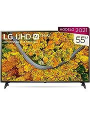 "Pantalla LG 55"" 4K Smart TV LED 55UP7500PSF AI ThinQ 2021"
