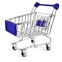 Ogquaton Cesta de la Compra del supermercado de la Cesta de la Compra del Carro de