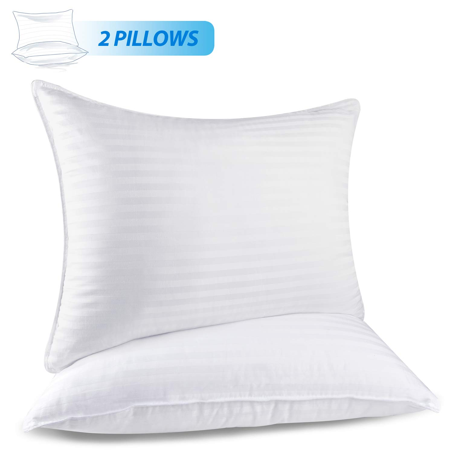 RENPHO Down Alternative Bed Pillows for Sleeping